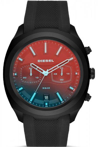 Zegarek męski Diesel tumbler DZ4493 - duże 1