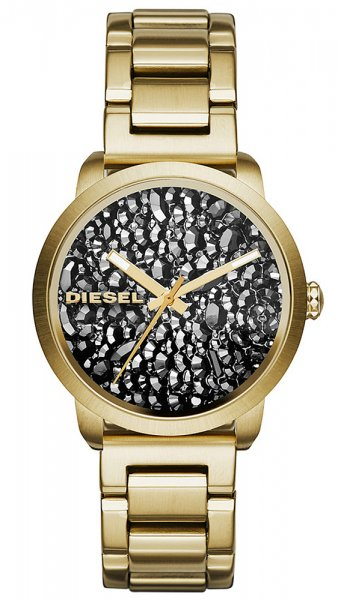 DZ5521 - zegarek damski - duże 3
