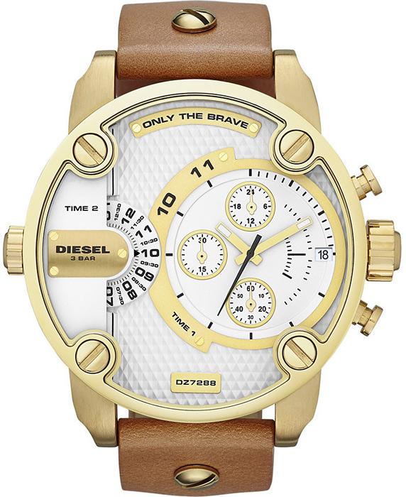 Zegarek męski Diesel sba DZ7288 - duże 1