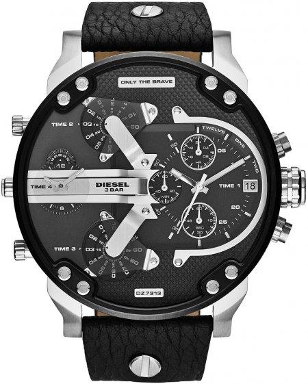 Zegarek męski Diesel daddies DZ7313 - duże 1