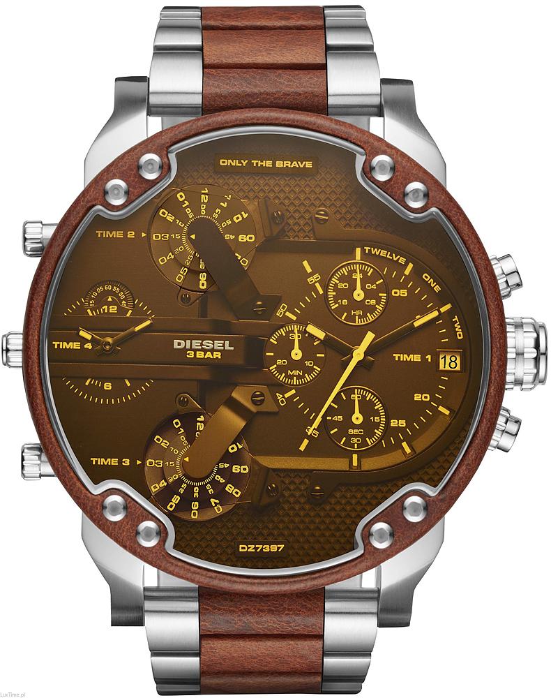 DZ7397 - zegarek męski - duże 3