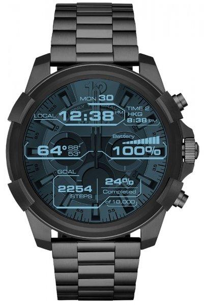 DZT2004 - zegarek męski - duże 3