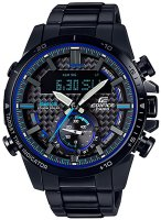 Zegarek męski Casio edifice premium ECB-800DC-1AEF - duże 1