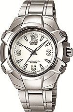 Zegarek męski Casio wyprzedaż EF-100-7B - duże 1