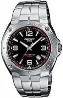 Zegarek męski Casio EDIFICE edifice momentum EF-126D-1AVEF - duże 1
