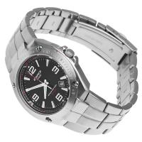 Zegarek męski Casio EDIFICE edifice momentum EF-126D-1AVEF - duże 2