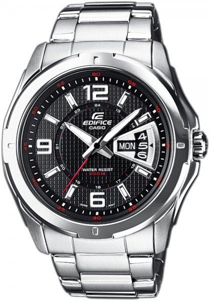 Zegarek Casio EDIFICE EF-129D-1AVEF - duże 1