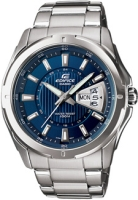Zegarek męski Casio edifice momentum EF-129D-2AVEF - duże 1