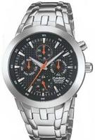 Zegarek męski Casio wyprzedaż EF-312D-1A - duże 3