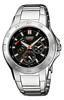 Zegarek Casio EDIFICE EF-318D-1AVEF - duże 1