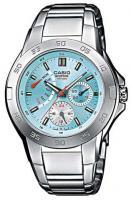 Zegarek męski Casio wyprzedaż EF-318D-2AVEF - duże 1