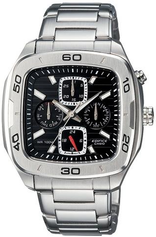 Zegarek Edifice Casio EF-323D-1AV - męski - duże 3