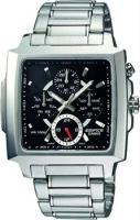 Zegarek męski Casio EDIFICE edifice EF-324D-1AVEF - duże 1