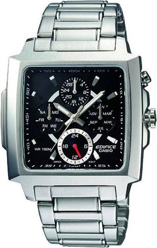 Zegarek Casio EDIFICE EF-324D-1AVEF - duże 1