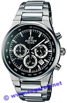 Zegarek męski Casio EDIFICE edifice EF-500BP-1A - duże 1