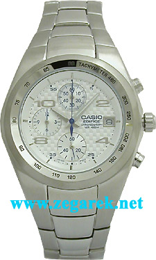 Zegarek Casio EDIFICE EF-501D-7AVEF - duże 1