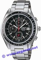Zegarek męski Casio EDIFICE edifice EF-503D-1AVEF - duże 1