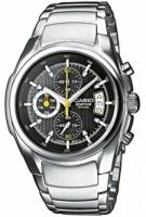 Zegarek męski Casio EDIFICE edifice momentum EF-512D-1AV - duże 1