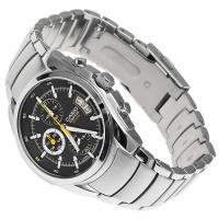 Zegarek męski Casio EDIFICE edifice momentum EF-512D-1AV - duże 2