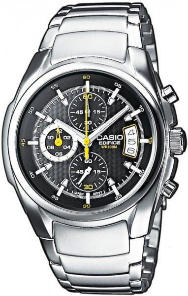 Zegarek Casio EDIFICE EF-512D-1AV - duże 1