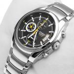 Edifice EF-512D-1AV EDIFICE Momentum EF-512D-1AVEF zegarek męski sportowy mineralne