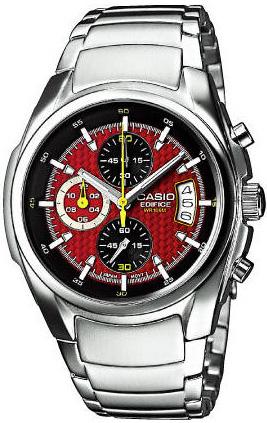 Zegarek Edifice Casio - męski - duże 3