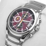 Edifice EF-512D-4AVEF Edifice zegarek męski klasyczny mineralne