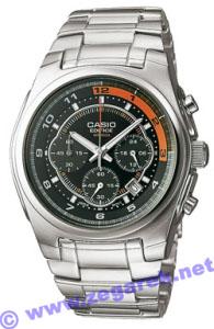 Zegarek męski Casio EDIFICE edifice EF-513D-1AVEF - duże 1