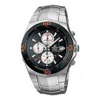 Zegarek męski Casio EDIFICE edifice EF-514D-1AVEF - duże 1