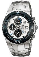 Zegarek męski Casio wyprzedaż EF-514D-7AVEF - duże 1