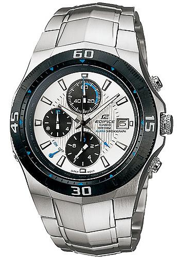 EF-514D-7AVEF - zegarek męski - duże 3