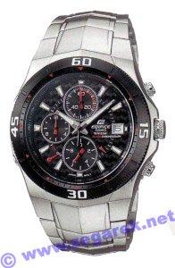 Zegarek Casio EDIFICE EF-514SP-1AVEF - duże 1