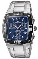 Zegarek męski Casio wyprzedaż EF-515D-2AVEF - duże 1