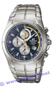 Zegarek męski Casio EDIFICE edifice EF-516SP-1AVEF - duże 1