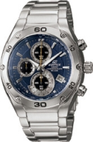 Zegarek męski Casio EDIFICE edifice EF-517D-2AVEF - duże 1