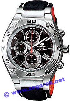 Zegarek Casio EDIFICE EF-517L-1AVEF - duże 1