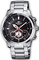 Zegarek męski Casio EDIFICE edifice EF-522D-1AVEF - duże 1
