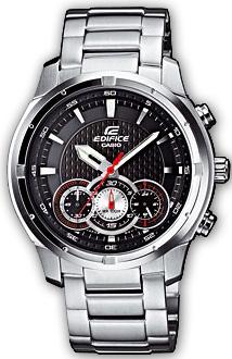 Zegarek Casio EDIFICE EF-522D-1AVEF - duże 1