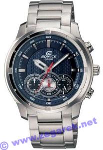 Zegarek męski Casio EDIFICE edifice EF-522D-2A - duże 1