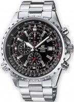 Zegarek męski Casio edifice momentum EF-527D-1AVEF - duże 1