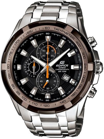 Zegarek Casio EDIFICE EF-539D-1A9VEF - duże 1