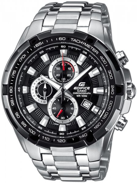 Zegarek Casio EDIFICE EF-539D-1AVEF - duże 1