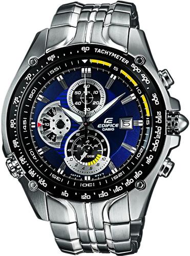EF-543D-2AVEF - zegarek męski - duże 3