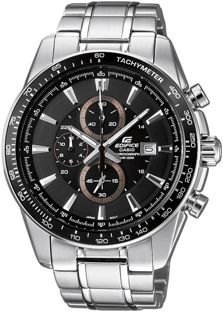 EF-547D-1A1VEF-POWYSTAWOWY - zegarek męski - duże 3