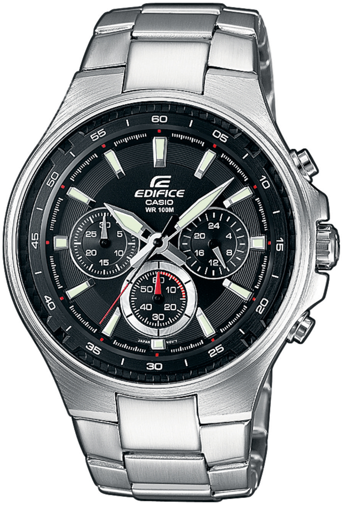 EF-562D-1AVEF - zegarek męski - duże 3