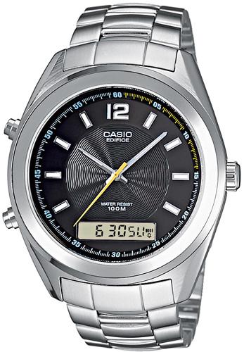 Zegarek męski Casio EDIFICE edifice EFA-108D-1A - duże 1