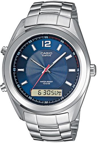 Zegarek Casio EDIFICE EFA-108D-2A - duże 1