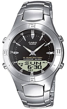 Zegarek Casio EDIFICE EFA-110D-1AVEF - duże 1