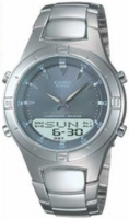 Zegarek męski Casio EDIFICE edifice EFA-110D-2AVEF - duże 2