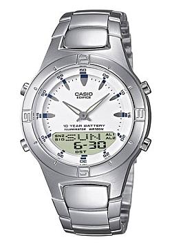 Zegarek męski Casio EDIFICE edifice EFA-110D-7AVEF - duże 1
